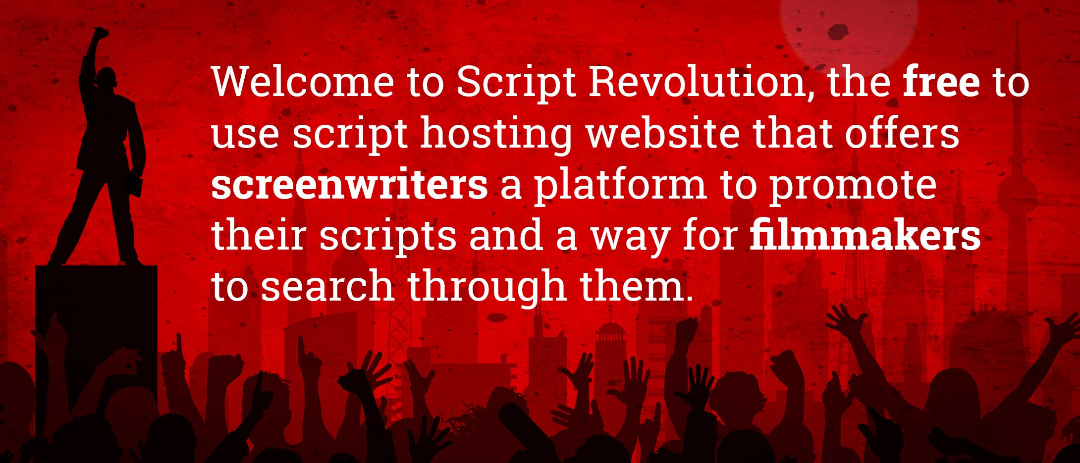 Welcome To Script Revolution